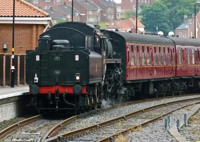 North York Moors, Railway, Whitby