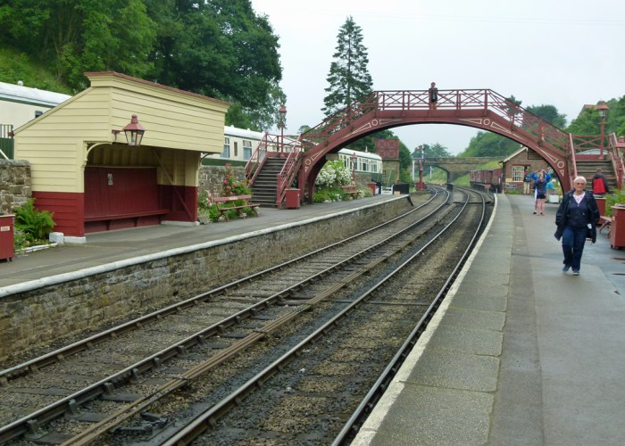 Goathland, Hogsmeade, Harry Potter, film locations