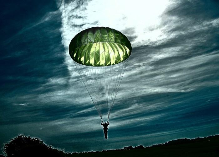 Parachute, SOE, WW2