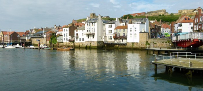 Whitby Harbour, North Yorkshire, Moors, VisitBritain