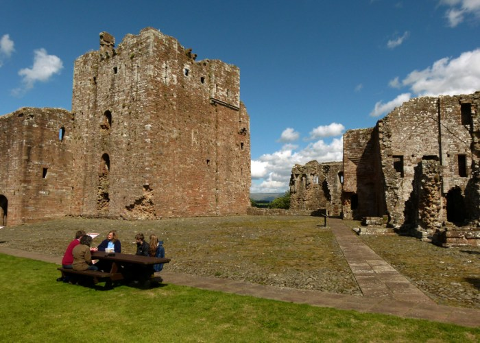 Brougham Castle, family, days out, Lake District