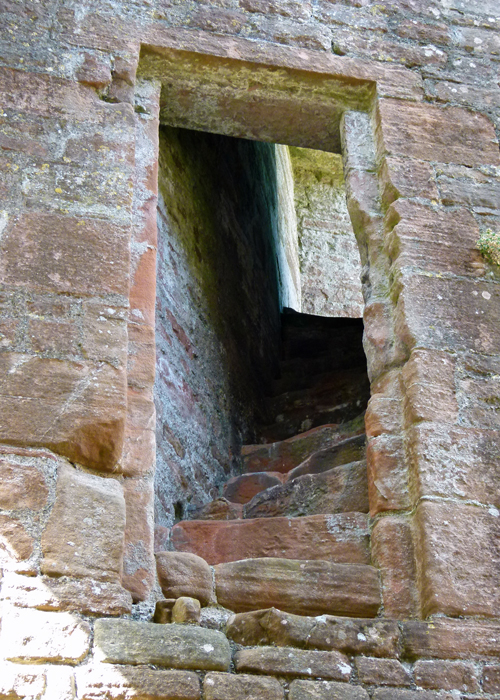 Brougham Castle, Lady Anne Clifford