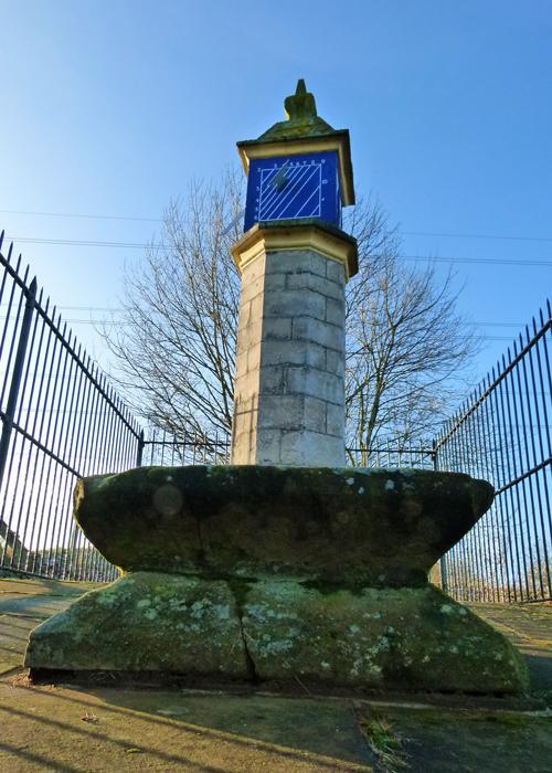 Dolestone, Countess Pillar, monuments in Cumbria