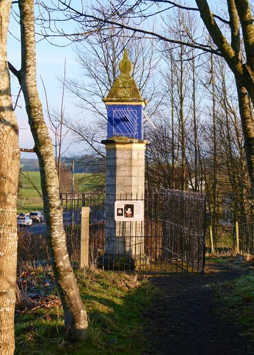 Countess Pillar, Lady Anne Clifford, Brougham, Cumbria