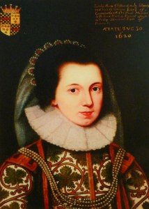 Lady Anne Clifford, picture