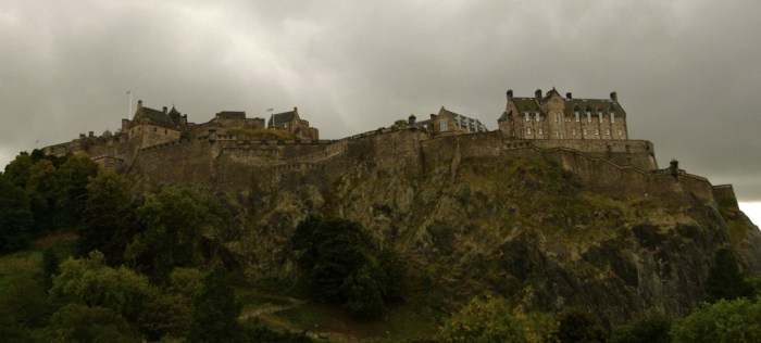 Edinburgh Castle, visit Edinburgh, Historic Scotland