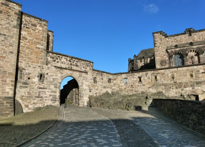 Foog's Gate, Edinburgh Castle