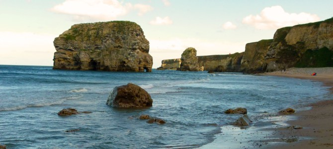 Marsden Bay isn't quite the Algarve