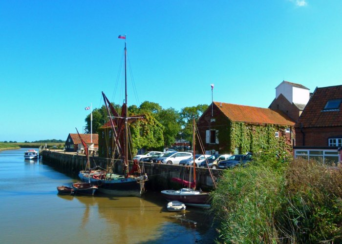 Snape Maltings, Suffolk, Aldeburgh festival
