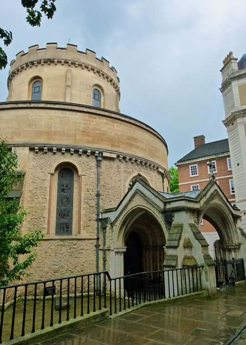 Temple church, round church, medieval, London