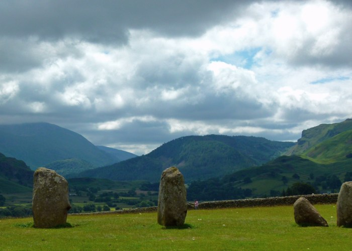 Castlerigg Stone Circle, English Heritage