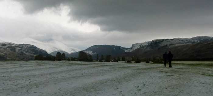 Castlerigg, winter, visit Lake District