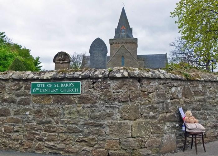 St Barr', church, Dornoch