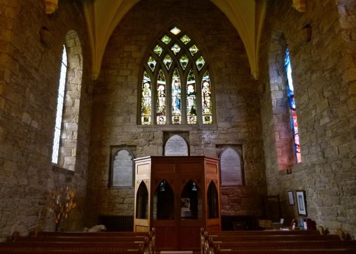 Dornoch Cathedral, Duchess of Sutherland