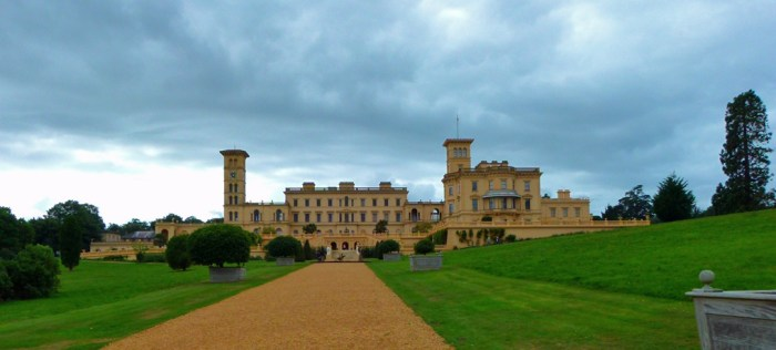 Osborne House, Isle of Wight, stateley homes in England