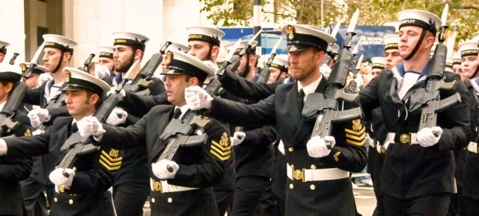 Royal Navy, Lord Mayor's Show
