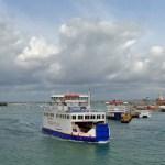 Sealink, Gosport ferry, Portsmouth Harbour