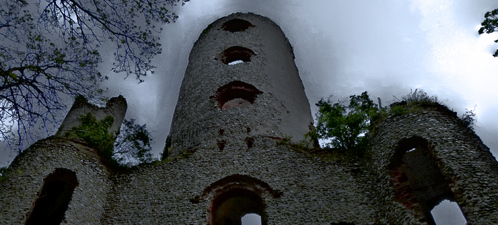 Racton Folly, most haunted places