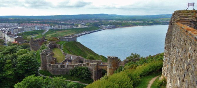 Who haunts Scarborough Castle?