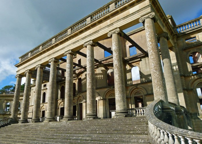 Witley Court, Nash, grand houses, Midlands