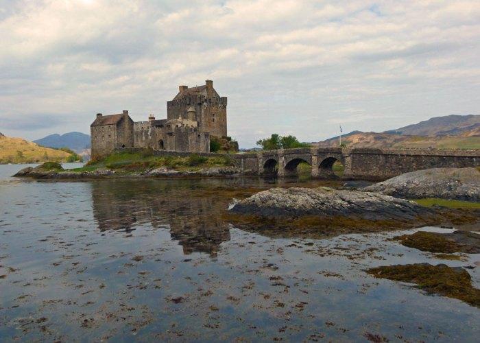 Eilean Donan, Castle, Highlands, Loch Duich