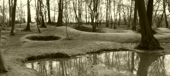 The Ypres Salient, 1914-1918