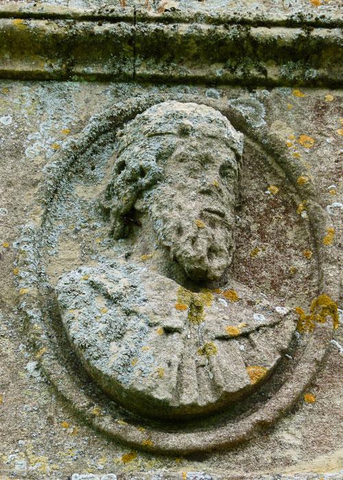 King Alfred, monument, Athelney