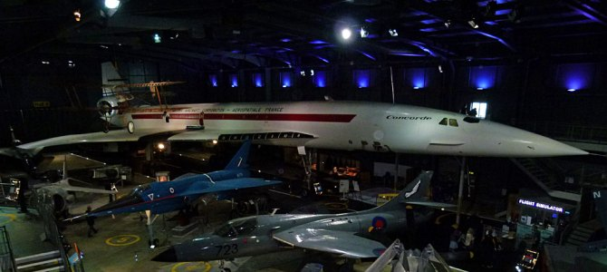A visit to the Royal Navy's Fleet Air Arm Museum