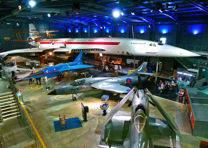 Fleet air Arm Museum, Yeovilton, Somerset