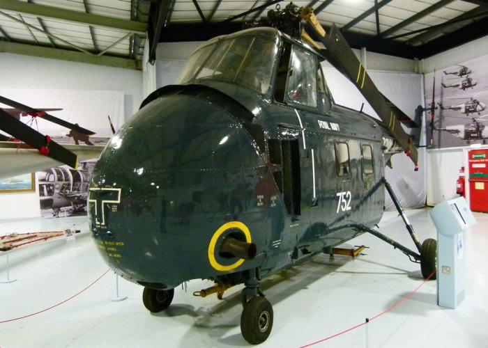 Fleet Air Arm, Westland Whirlwind HAS7