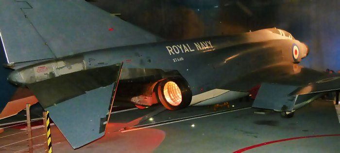 Fleet Air Arm, McDonnell Phantom FG1