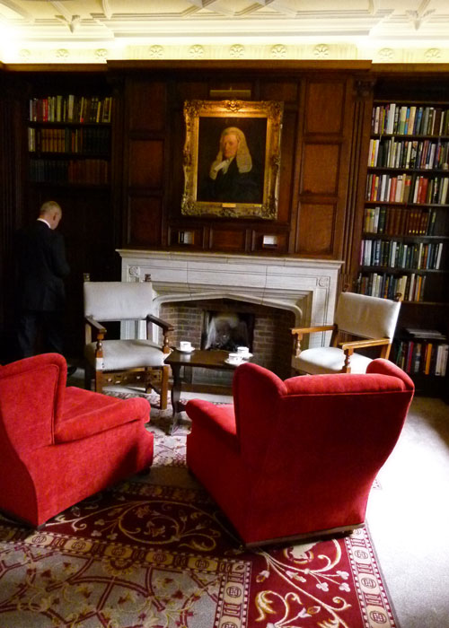 Prince's Room, HRH Prince William, Middle Temple, London
