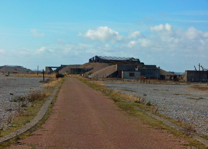 Atomic Weapons Research Establishment, Orford Ness