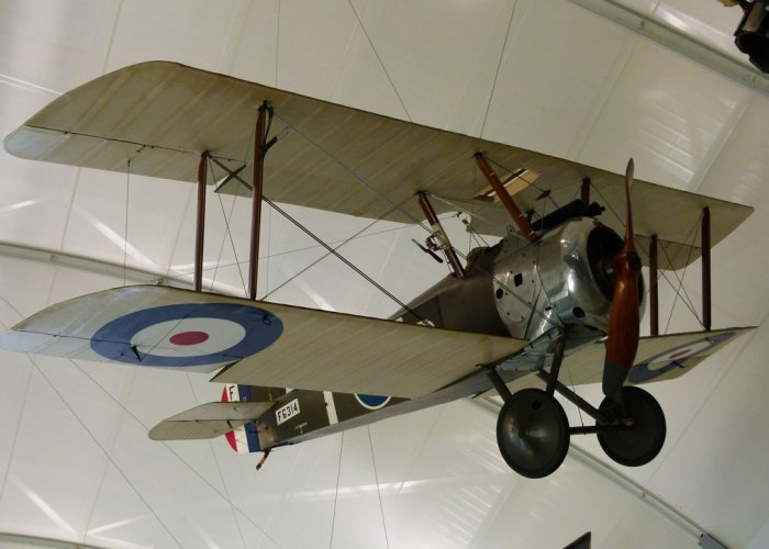 Anniversaries, 2018, RAF, 1918, Sopwith Camel, RAF Museum, Hendon