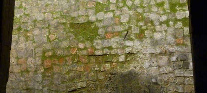 Southwell Minster, Roman mosaic, Saxon floor