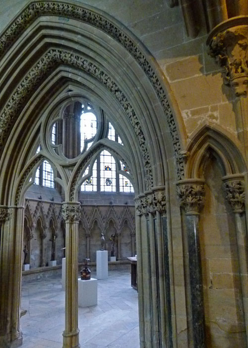 Southwell Minster, Chapter House