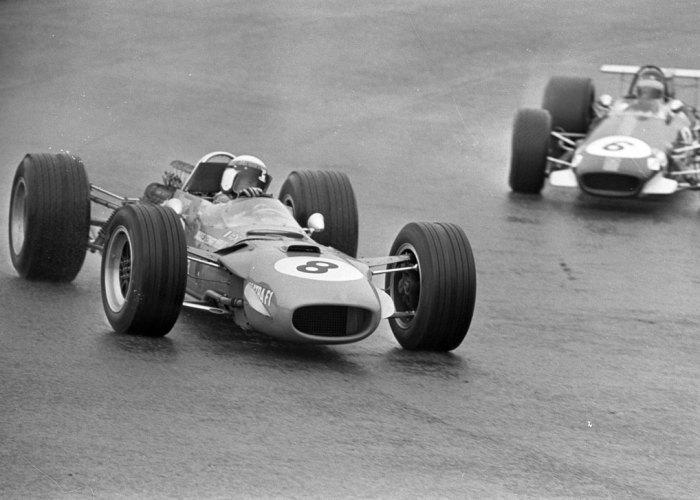 1968, Jackie Stewart