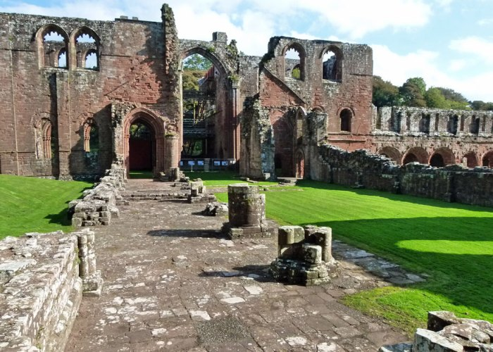 Abbey church, Furness Abbey
