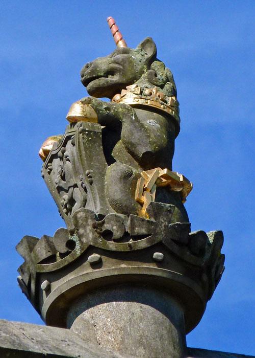 Unicorn, Stirling Castle