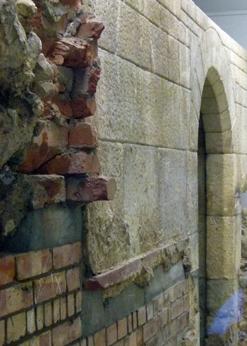 White Friars crypt