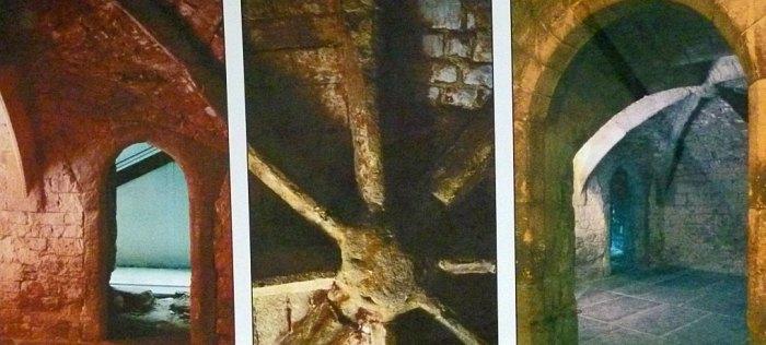 White Friars, crypt, London