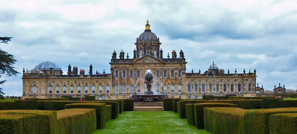 A day at Castle Howard