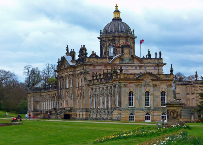 Castle Howard, stately homes to visit, England
