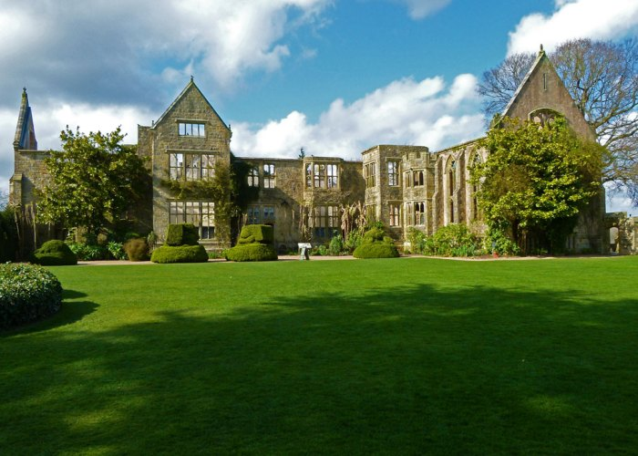 Nymans, gardens, West Sussex, National Trust