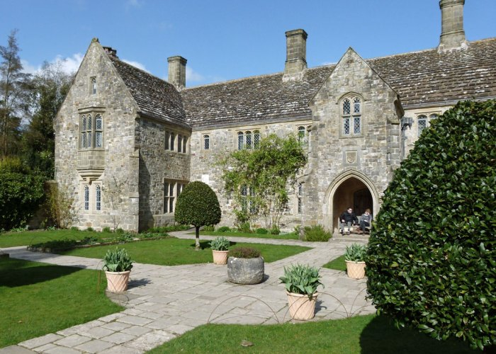 Nymans, houses open to the public in Sussex
