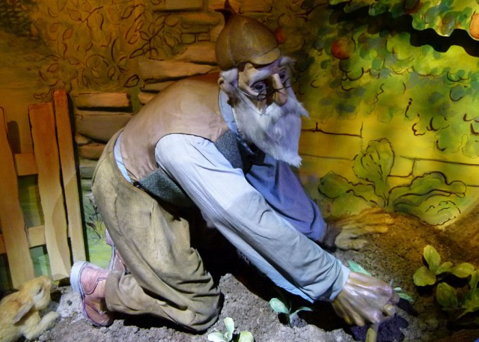 Mr McGregor, Peter Rabbit, visit Cumbria