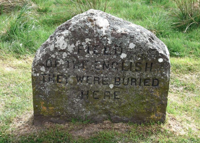 The field of the English, myths about Culloden