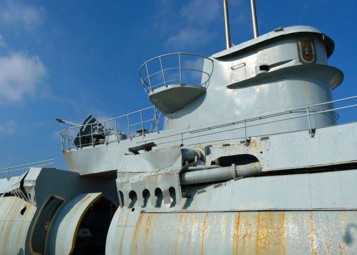 U-534, Liverpool