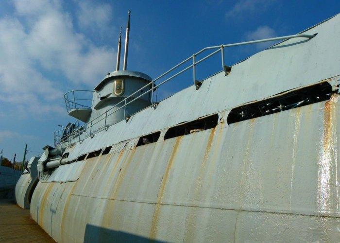 U-534, Birkenhead, Woodside, visit Liverpool