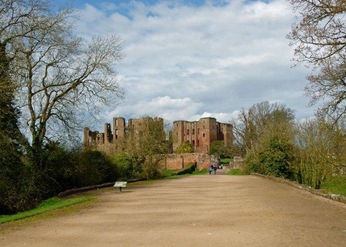 Kenilworth, Castle, visit, medieval tiltyard